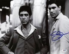 Steven Bauer Scarface Signed 11x14 Photo Autographed Psa/dna #x27010