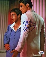 Steven Bauer Scarface Signed 8x10 Photo Autographed Psa/dna #w19932