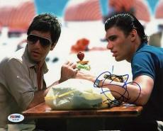 Steven Bauer Scarface Signed 8x10 Photo Autographed Psa/dna #x12149