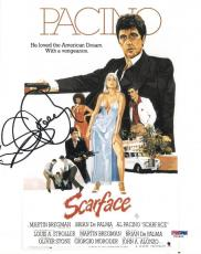 Steven Bauer Signed Scarface Authentic Autographed 8x10 Photo (PSA/DNA) #V26962