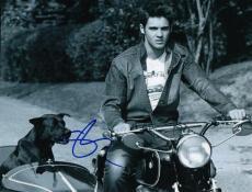 Steven R McQueen signed The Vampire Diaries 8x10 photo W/Coa #5 Jeremy Gilbert