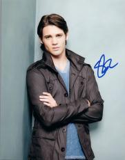 Steven R McQueen Steve Signed Autographed 8x10 Photo The Vampire Diaries COA VD