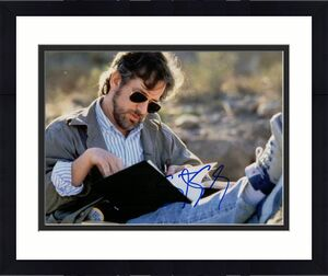 Steven Spielberg Signed - Autographed Director 11x14 inch Photo - Guaranteed to pass BAS - Jaws, ET, Indiana Jones, Schindler's List, Jurassic Park