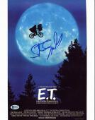 Steven Spielberg E.T. Signed 11x14 Photo Autographed BAS #D05005