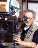 Steven Spielberg Jurassic Park Signed 11x14 Photo BAS #D05002