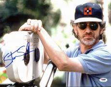 Steven Spielberg Jurassic Park Signed 11x14 Photo PSA/DNA #AC43156