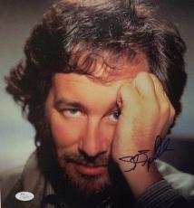 Steven Spielberg Movie Legend Jsa Loa Signed Autographed 10x10 Photo Authentic
