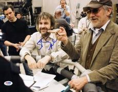 Steven Spielberg Signed 11X14 Photo Autographed PSA/DNA #V20398
