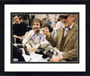Steven Spielberg Signed 11X14 Photo Autographed PSA/DNA #V20398