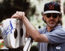 Steven Spielberg Signed 11X14 Photo Autographed PSA/DNA #V27728
