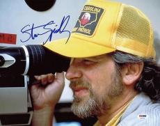 Steven Spielberg Signed 11X14 Photo Autographed PSA/DNA #V27733