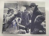 STEVEN SPIELBERG Signed 11x14 SCHINDLER'S LIST PHOTO w/ PSA COA