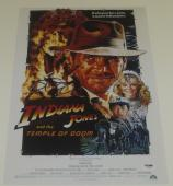 Steven Spielberg Signed 12x18 Photo Indiana Jones Poster  Autograph Proof Psa B