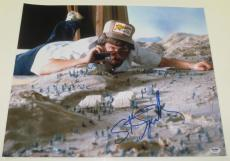 Steven Spielberg Signed 16x20 Photo Indiana Jones Autograph Proof Psa/dna