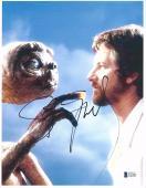Steven Spielberg Signed 8.5x11 Photo *E.T. BAS Beckett C16484