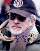 Steven Spielberg Signed - Autographed Director 11x14 inch Photo - Guaranteed to pass PSA or JSA - Jaws, ET, Indiana Jones, Schindler's List, Jurassic Park