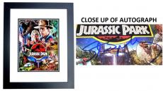 Steven Spielberg Signed - Autographed Jurassic Park Director 11x14 inch Photo BLACK CUSTOM FRAME - Guaranteed to pass PSA or JSA - Jaws, ET, Indiana Jones, Schindler's List