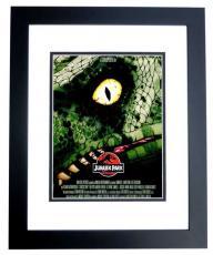 Steven Spielberg Signed - Autographed Jurassic Park Director 11x14 inch Photo BLACK CUSTOM FRAME - Guaranteed to pass PSA or JSA - Jaws, ET, Indiana Jones, Schindler's List