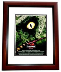 Steven Spielberg Signed - Autographed Jurassic Park Director 11x14 inch Photo MAHOGANY CUSTOM FRAME - Guaranteed to pass PSA or JSA - Jaws, ET, Indiana Jones, Schindler's List