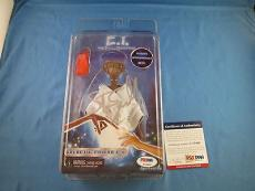 Steven Spielberg Signed ET Toy PSA DNA COA Autograph Rare Item Great Signature