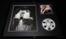 Steven Tyler 16x20 Framed Photo & Aerosmith Get a Grip CD Set