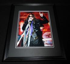 Steven Tyler Aerosmith in Concert Framed 8x10 Photo Poster