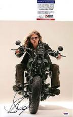 Steven Tyler Aerosmith Signed 11x14 Photo PSA DNA COA Autograph Y81897