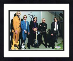 Steven Tyler Aerosmith Signed 8x10 Photo w/PSA DNA Walk This Way X18707