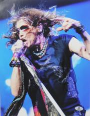 Steven Tyler Autographed 11x14 Photo Beckett COA