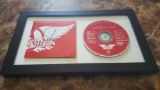 Steven Tyler Autographed Aerosmith Greatest Hits Cd Cover Signed Exact Proof
