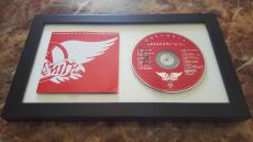 Steven Tyler Autographed Aerosmith Greatest Hits Cd Signed Exact Proof