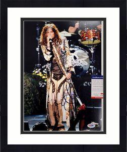 Steven Tyler Signed 11x14 Aerosmith Photo PSA/DNA Auto Autograph