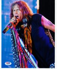Steven Tyler signed 8x10 photo PSA/DNA autograph Aerosmith auto