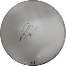 "Steven Tyler Signed Autographed 10"" Drum Head Aerosmith Rock Legend GA774655"