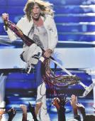 Steven Tyler Signed - Autographed Aerosmith Singer 11x14 inch Photo - Guaranteed to pass PSA or JSA