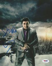 Steven Van Zandt The Sopranos Signed 8x10 Photo PSA/DNA COA (A)