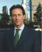"""STEVEN WEBER as BRIAN HACKETT on TV SHOW """"WINGS"""" Signed 8x10 Color Photo"""