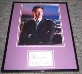 Steven Weber Wings Signed Framed 11x14 Photo Display