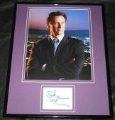 Steven Weber Wings Signed Framed 11x14 Photo Display AW