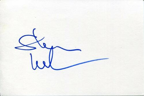 Steven Weber Wings Spider-Man Star Trek DS9 NCIS: New Orleans Signed Autograph