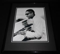 Stevie Wonder Framed 8x10 Photo Poster
