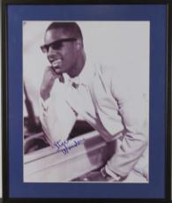 Stevie Wonder Signed Autographed 11x14 Photograph PSA/DNA Authentic