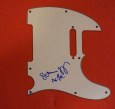 Stevie Young Signed Autographed Guitar Pickguard AC/DC ACDC A