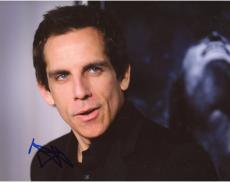 Ben Stiller Autographed 8'' x 10'' Black Shirt Photograph