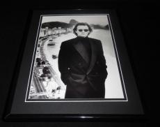 Sting 1988 Framed 11x14 Photo Display