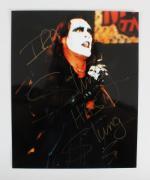 Sting Signed 8×10 Photo TNA Wrestling – COA JSA
