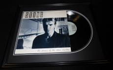 Sting Signed Framed 1985 The Dream of the Blue Turtles Record Album Display