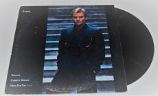 STING signed (THE POLICE) RECORD ALBUM LP *I BURN FOR YOU* W/COA