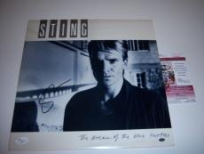 Sting The Dream Of The Turtles Jsa/coa Signed Lp Record Album