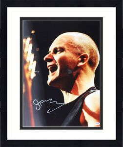 Sting The Police Signed 16X20 Photo Autographed PSA/DNA #U70569